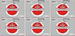 KIWI 即时清洁湿巾,12 片(6 包)