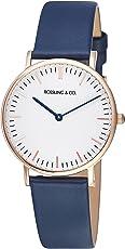 Rossling & Co. 石英男女适用手表 Classic 36mm (亚马逊进口直采, 加拿大品牌)