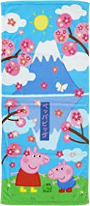 丸真 面巾 Peppa Pig Peppa Pig 小猪 34×80cm 与补漆反面富士 *棉 5755003500