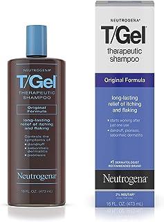 Neutrogena 露得清 T /凝胶洗发水原始成分,16液体盎司/473ml