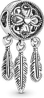 [PANDORA ] PANDORA Spiritual Dreamcatcher 饰品 (纯银 宝石) 正规进口商品 797200