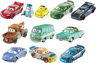 Disney 迪士尼 迪士尼皮克斯 赛车总动员3 佛罗里达国际高速公路 10辆装