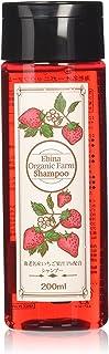 Ebina Organic Farm 草莓洗发水 200mL
