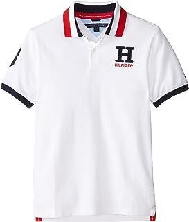 Tommy Hilfiger Big Boys' Short Sleeve Matt Polo Shirt