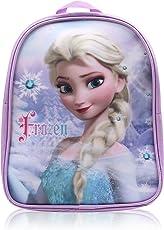 Disney 冰雪奇缘 Elsa 儿童背包,31厘米,淡紫色