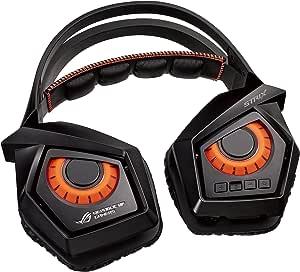 ASUS ROG Centurion True 7.1环绕立体声游戏耳机ROG Strix Wireless 无线 7.1 Surround