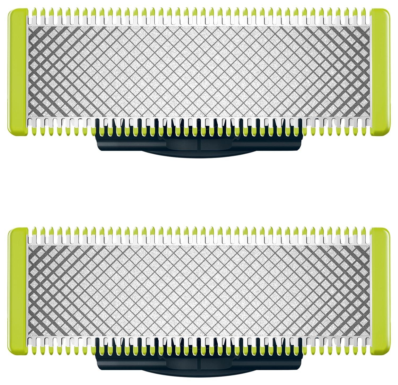 Norelco QP210/80 Philips OneBlade 备用刀头(2片)