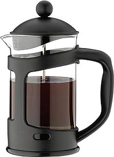 Café Ole 3 杯日常玻璃咖啡壶 黑色 6 Cup (800ml) CMP-08F