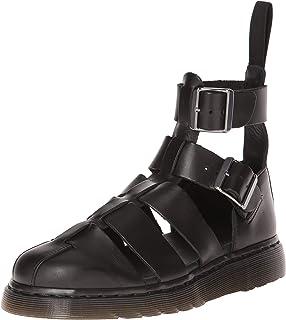Dr. Martens 男士 Geraldo 角斗士凉鞋
