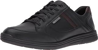 Mephisto 男士 Frank 牛津鞋 Black/Dark Brown Polo 7.5 M US
