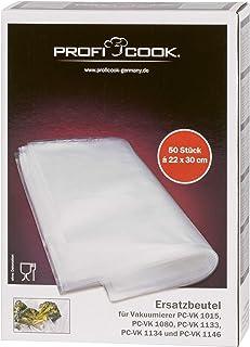Profi Cook Vacuum Bag Storage Pouch Bag For Proficook Pc-Vk Eb 1015 22X30 Cm