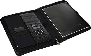 filofax 斐來仕 Microfiber A4型 829841 黑色 筆記本事務包 萬用手冊 商務辦公