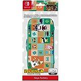 【任天堂ライセンス商品】SLIM HARD CASE COLLECTION for Nintendo Switch Lite (どうぶつの森)