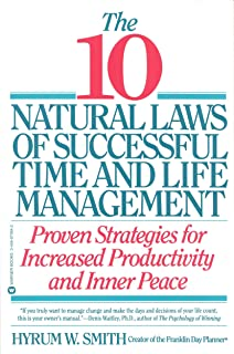 10 Natural Laws of Successful Time and Life Management (English Edition)
