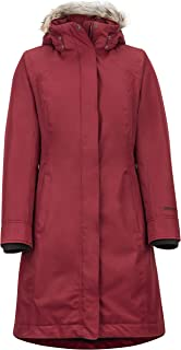 Marmot Women's Chelsea Waterproof Down Rain Coat, Fill Power 700