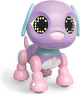 zoomer Zupps 小狗,贵宾 Lollipop,Litter 3 - 互动小狗与灯光、声音和传感器