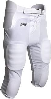 Adams USA 青少年橄榄球裤,带缝制衬垫