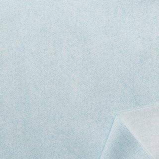 双日时尚 纯棉印花面料 牛仔裤风格 宽110cm A 浅蓝色 DH13197S-A 4M 浅蓝色