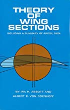 Theory of Wing Sections: Including a Summary of Airfoil Data (Dover Books on Aeronautical Engineering) (English Edition)