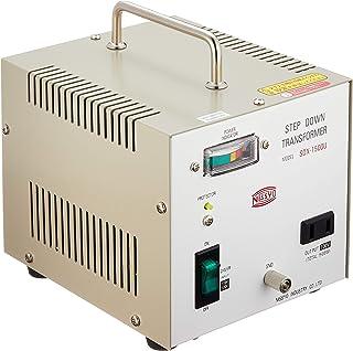 日章工业 变形金刚SDX系列(电压下)110V/120V→100V1500W SDX-1500U
