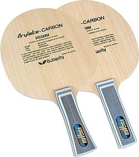 バタフライ(Butterfly) 卓球 ラケット ビスカリア シェークハンド 攻撃用 特殊素材入り 30044