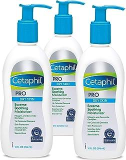 Cetaphil 丝塔芙 Pro 舒缓保湿霜,10盎司/约295.74毫升,3件