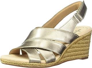 Clarks Lafley Krissy 女式坡跟凉鞋