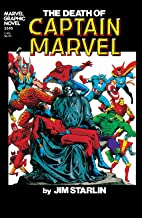 Marvel Graphic Novel #1: The Death of Captain Marvel (Marvel Graphic Novel (1982)) (English Edition)