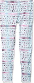 Disney 冰雪奇缘 2 个女孩元素符号打底裤