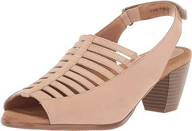 Trotters Minnie 女士凉鞋 Nude 牛巴革 12 N US