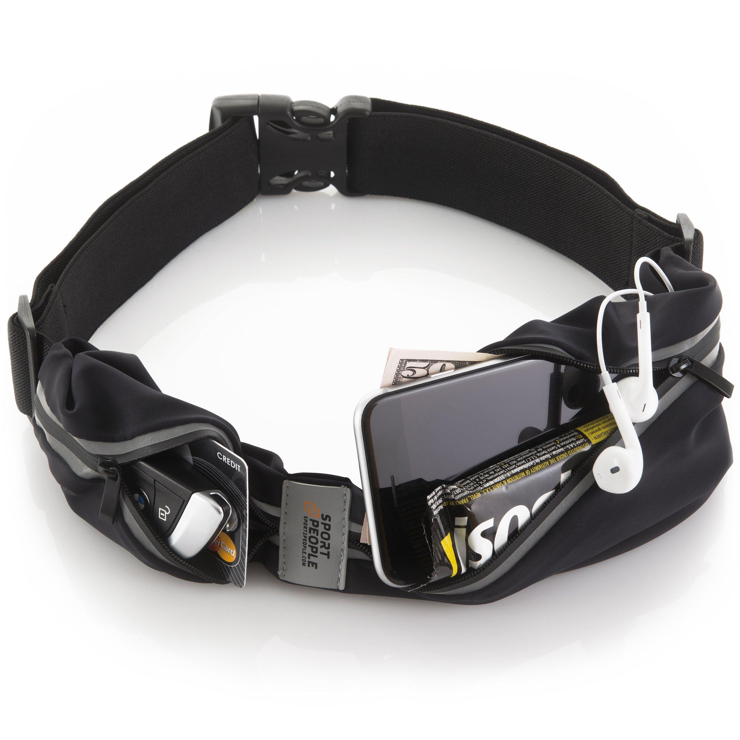 跑步腰带美国–iphone X 678PLUS 皮套适用于 RUNNERS Best 健身齿轮适用于 hands-free 锻炼。 freerunning 反光腰包手机支架。 男式女式儿童跑步附件