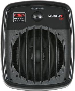 Galaxy Audio MS5 Micro Spot 5 被动个人监视器,带音量控制