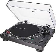 Audio-Technica AT-LP120XUSB手动直驱唱片机(模拟和USB)