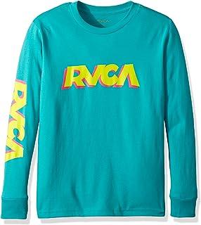 RVCA 男童大斜面长袖 T 恤