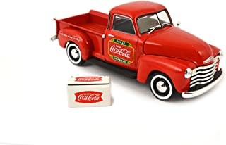 Motor City Classics 1:43 1953 Chevy Pickup with Metal Cooler