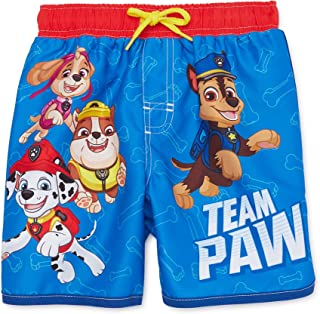 Paw Patrol 狗狗巡逻队泳裤,狗狗和幼儿