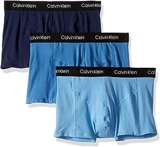 Calvin Klein 男式 Elements 内裤 3 条装