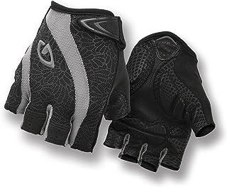 Giro 女式 Monica 手套 - 黑色/深灰色,小号