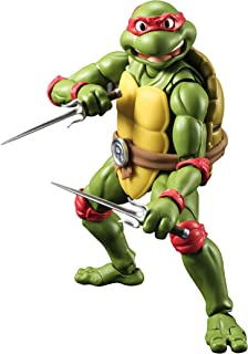"Bandai Tamashii Nations S.H. Figuarts Raphael ""忍者神龟""可动公仔"