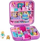 Polly Pocket 闲暇时光的惊喜纪念品宝盒玩具