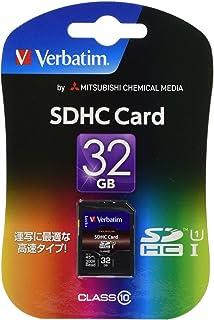 三菱化学媒体 Verbatim SDHC存储卡SDHC32GJVB2 32GB
