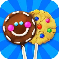 Cookie Pop Maker! - Cooking Games