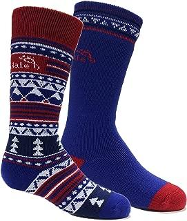 Bridgedale 儿童美利奴滑雪袜 - 2 双装