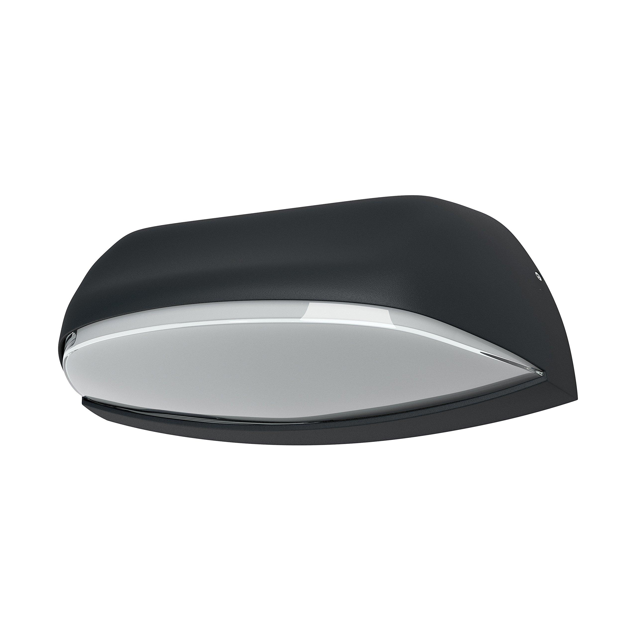 Osram Endura风格 宽LED壁灯户外 灯具,暖白色,12瓦