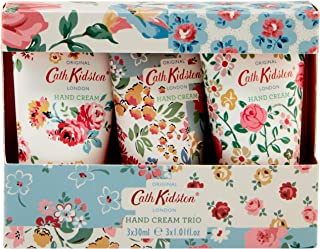 Cath Kidston Cottage 拼接手霜三件礼盒旅行装(3 x 30ml)