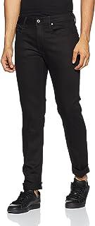 G-STAR RAW 男式 3301 修身牛仔裤