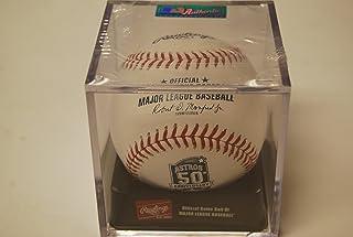 Rawlings ROMLBAST50-R 2015 Astros 50 周年棒球