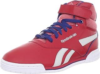 Reebok Men's Exofit Hi Clean Logo R12 Shoe