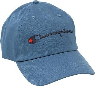 Champion 男士休闲可调节老爹棒球帽