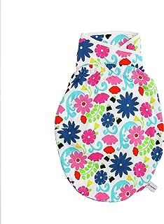 Ergobaby 襁褓包裹,睡袋帶臀部定位器和臂袋,不同顏色 French Bull - Flores 3 Months